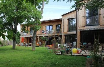 Vous êtes à la recherche d'un logement participatif?